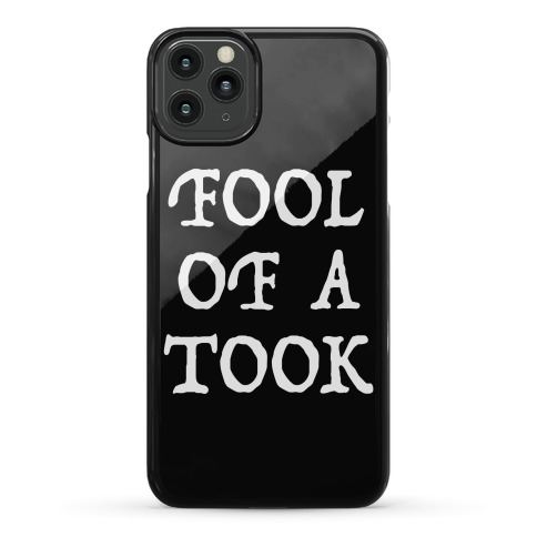 """""""Fool of a Took"""" Gandalf Quote Phone Case"""