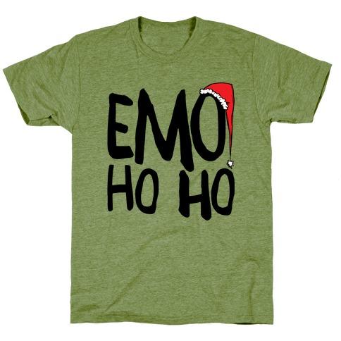 Emo Ho Ho T-Shirt
