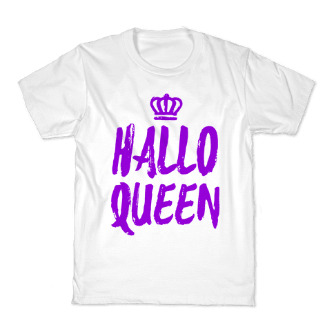 Hallo Queen Kids T-Shirt