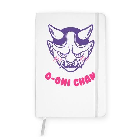 O-Oni Chan Notebook
