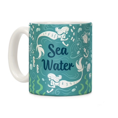 Sea Water Coffee Mug