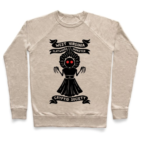 West Virginia Flatwoods Monster Cryptid Socitey Pullover