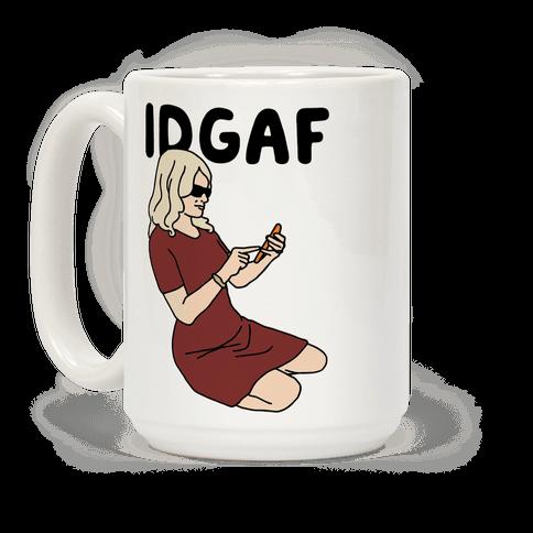 Kellyanne IDGAF
