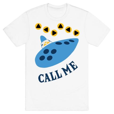 Call Me Zelda Ocarina T-Shirt