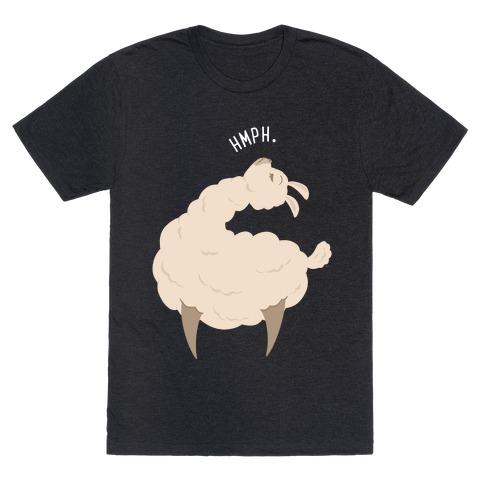 Petty Llama T-Shirt
