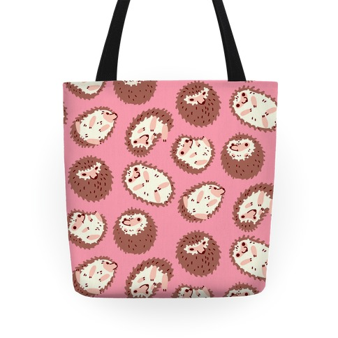 Floaty Hedgehogs Tote