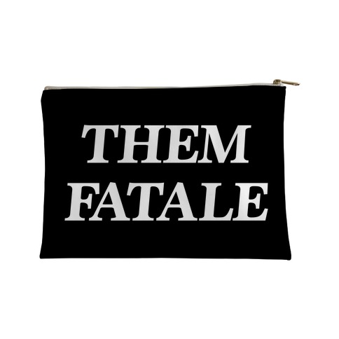 Them Fatale Accessory Bag