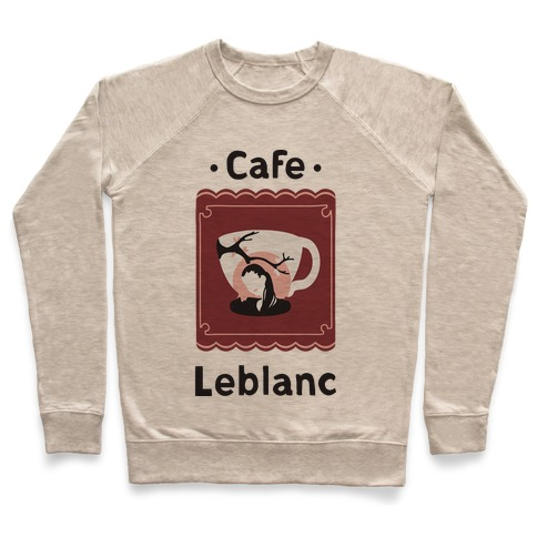 Cafe Leblanc Pullover