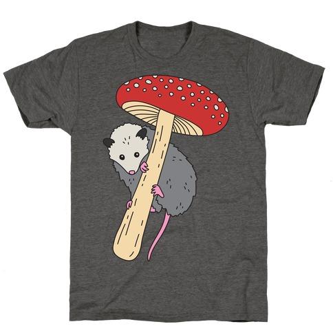 Opossum Mushroom T-Shirt
