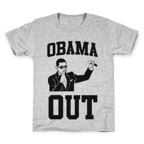 Obama Out Kids T-Shirt