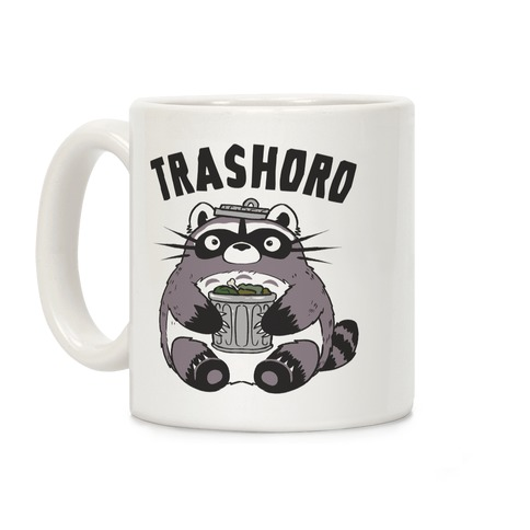 Trashoro Coffee Mug