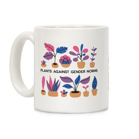 Plants Against Gender Norms Coffee Mug