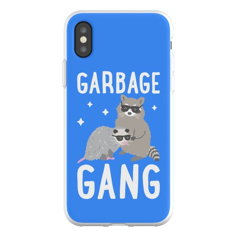 Garbage Gang Phone Flexi-Case