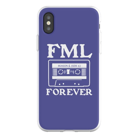 FML Forever Phone Flexi-Case