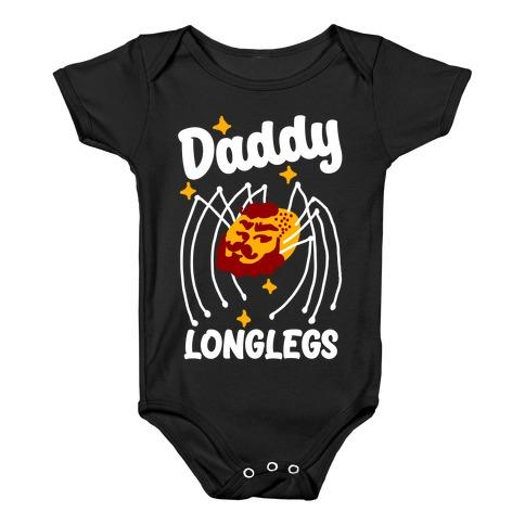 DADDY Longlegs  Baby Onesy