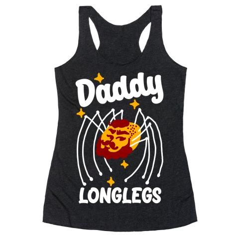 DADDY Longlegs Racerback Tank Top
