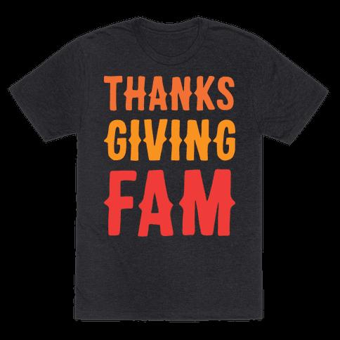 Thanksgiving Fam