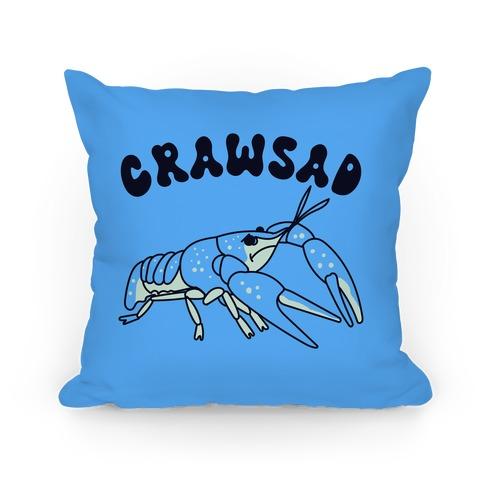 Crawsad Pillow