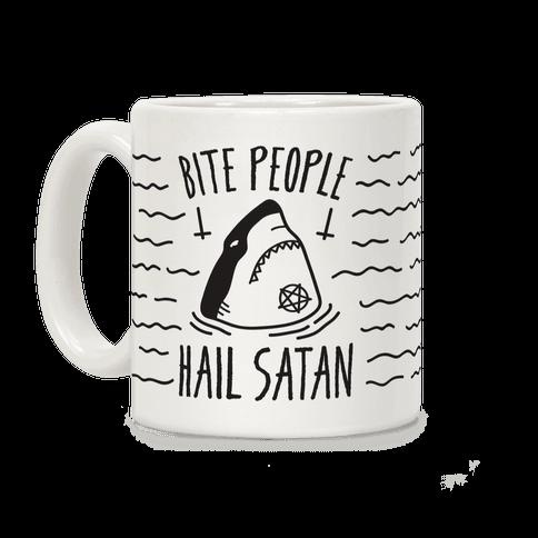 Bite People Hail Satan - Shark