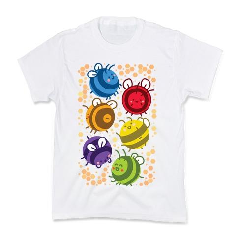 Orb Bees Kids T-Shirt