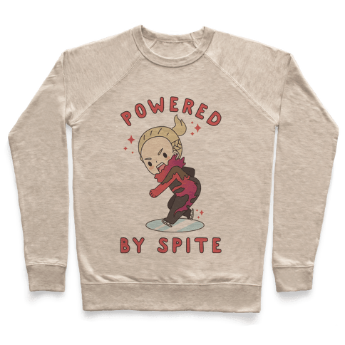 Powered By Spite Pullover
