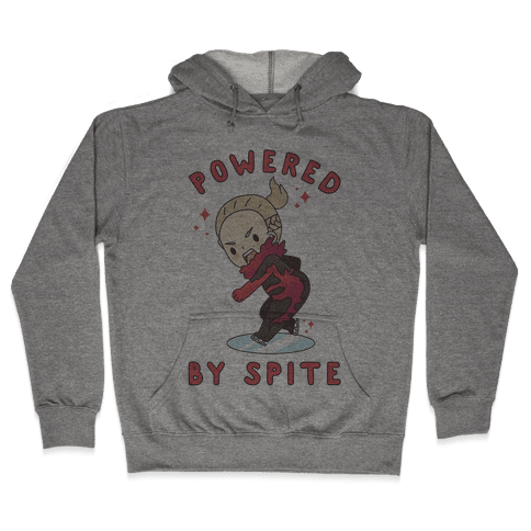 Powered By Spite Hooded Sweatshirt