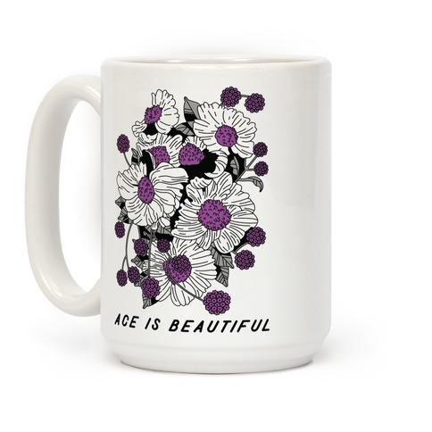 ACE is Beautiful Coffee Mug