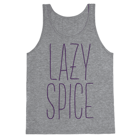 Lazy Spice Tank Top