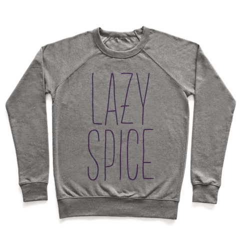 Lazy Spice Pullover