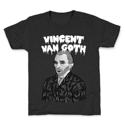Vincent Van Goth Kids T-Shirt