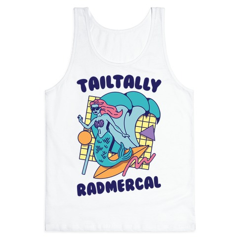Tailtally Radmercal Tank Top