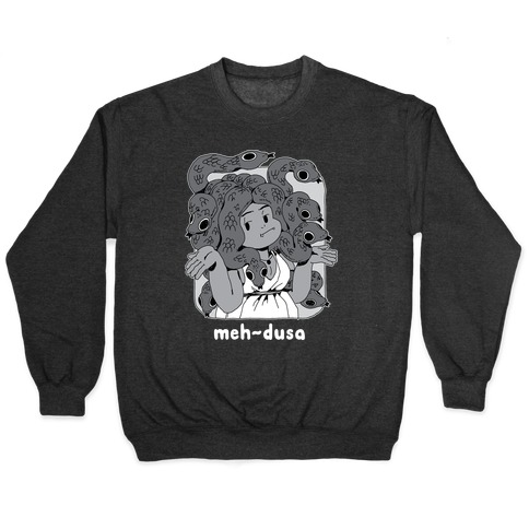 MEH-dusa Pullover
