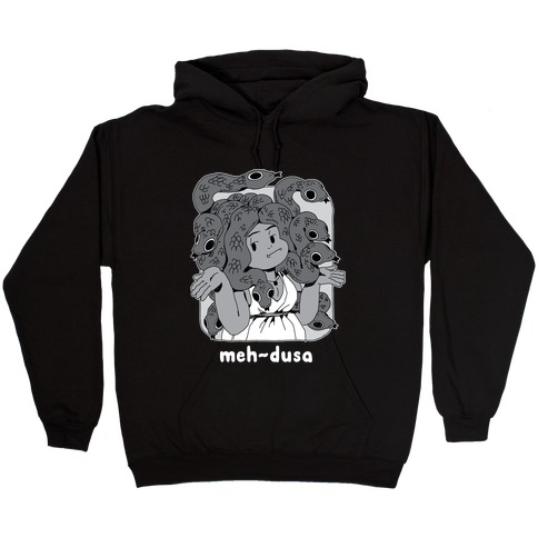MEH-dusa Hooded Sweatshirt