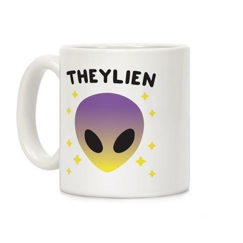 Theylien Coffee Mug