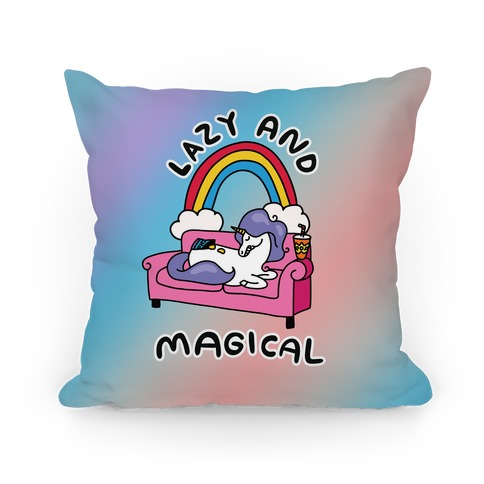 Lazy & Magical Pillow