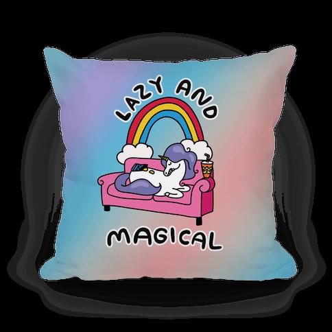 Lazy & Magical Pillow