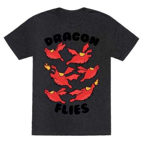 Dragon Flies T-Shirt