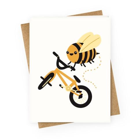 BeeMX Bee Greeting Card