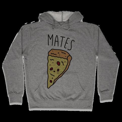 Soul Mates Pizza 2 Hooded Sweatshirt