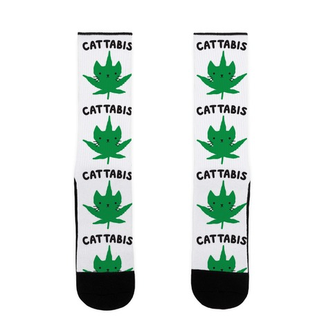 Cattabis Sock