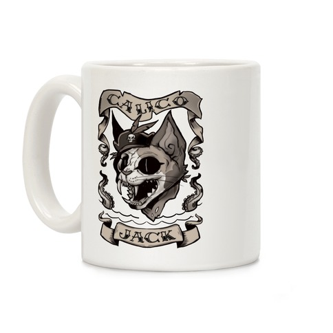 Calico Jack Coffee Mug