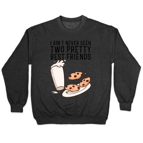 Best Friends Milk N' Cookies Pullover