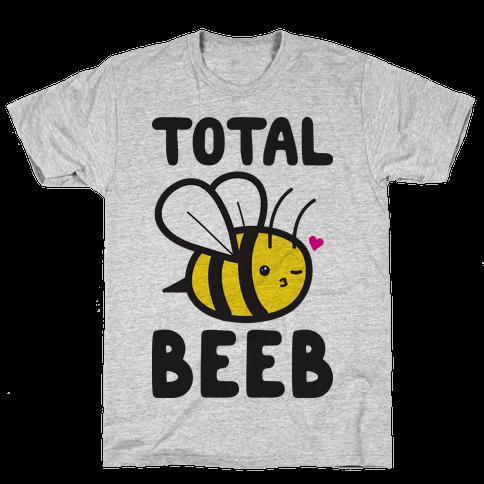 Total Beeb Bee Mens/Unisex T-Shirt