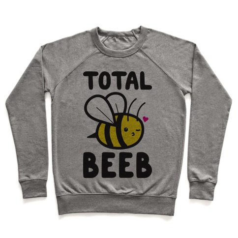 Total Beeb Bee Pullover