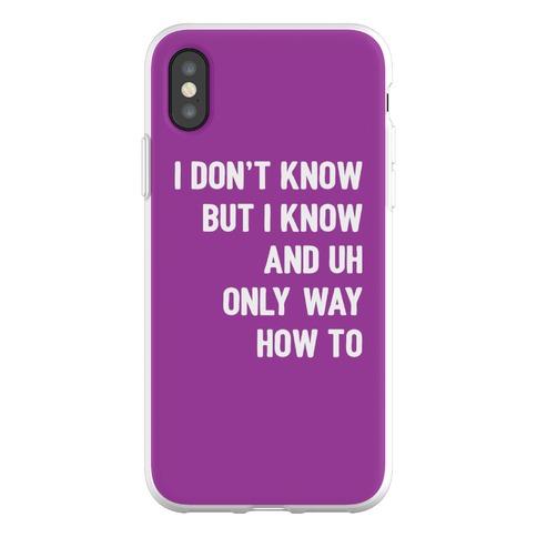 My Boo Pair 1 Phone Flexi-Case