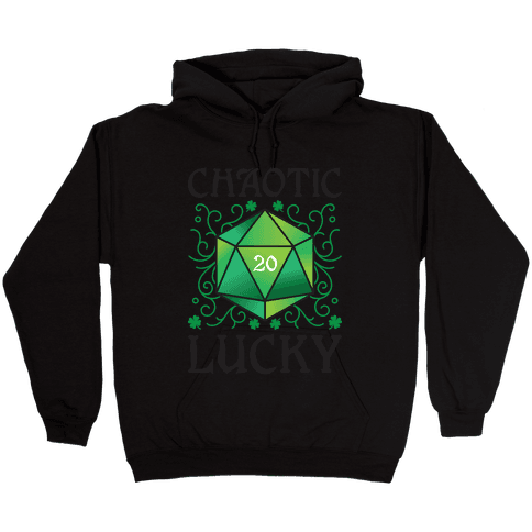 Chaotic Lucky Hooded Sweatshirt