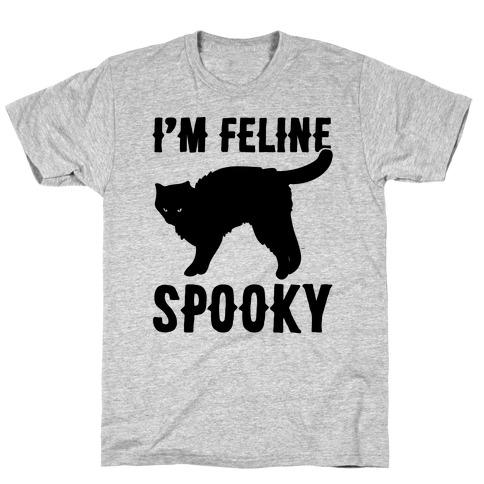 I'm Feline Spooky Mens T-Shirt