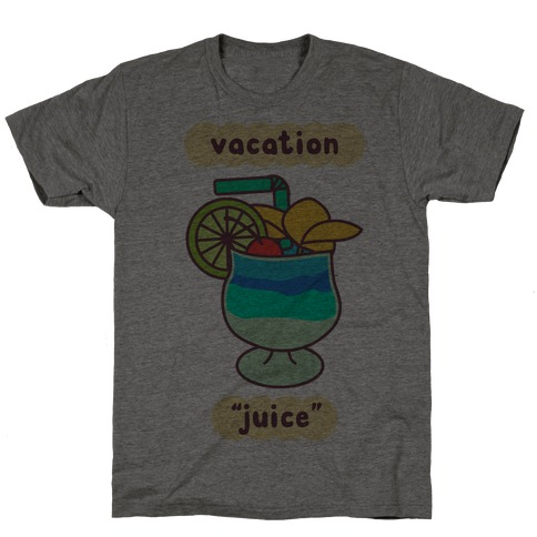 "Vacation ""Juice"" T-Shirt"