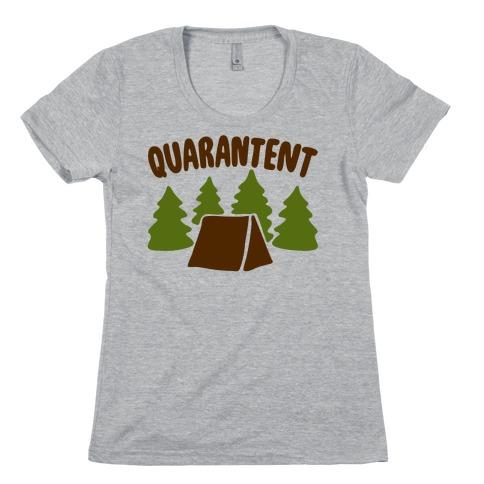 Quarantent Womens T-Shirt
