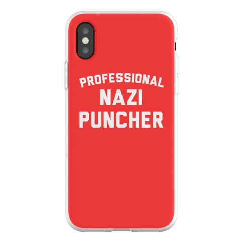 Professional Nazi Puncher Phone Flexi-Case